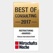 Best of Consulting - Restructuring