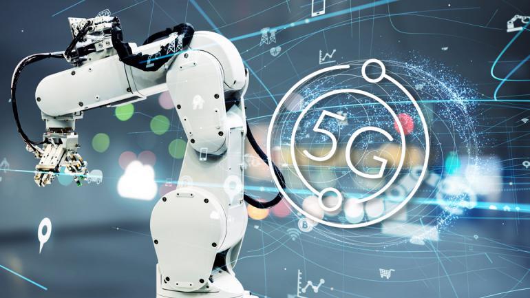 5G für Industrien