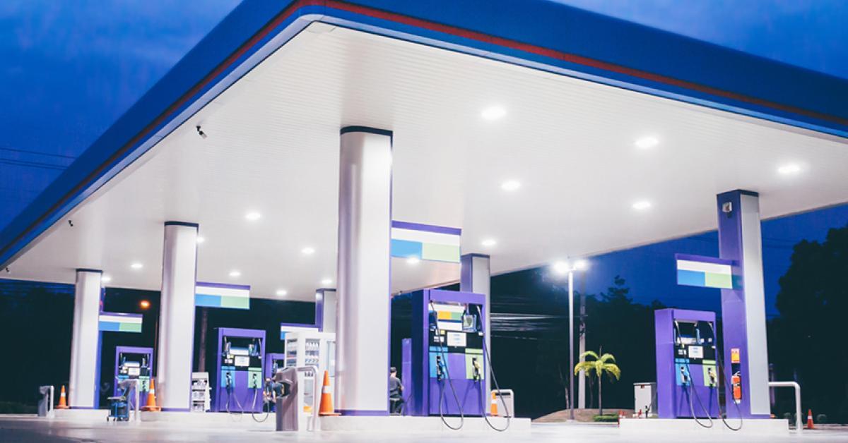 Von der Tankstelle zur Mobility- & Logistik-Drehscheibe